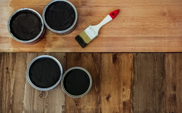 DIY Hardwood Flooring Refinish